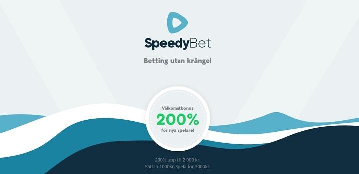 Enkel inloggning med BankID hos SpeedyBet