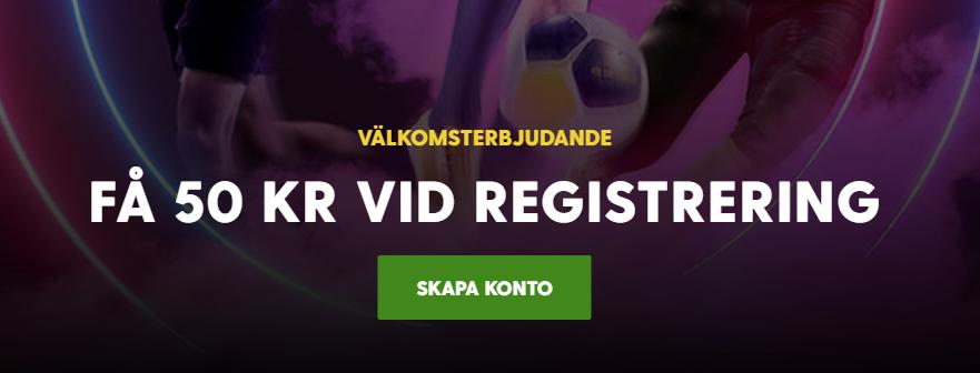 Spelbolag med erbjudanden på Fotbolls EM 2021
